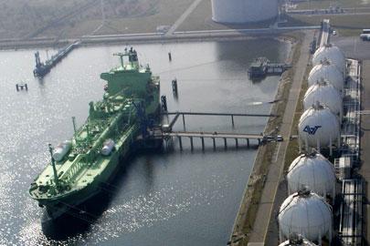Oiltanking Antwerp Gas Terminal doubles storage capacity