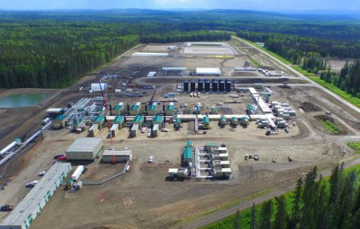 Canbriam Energy Altares Gas Plant Small