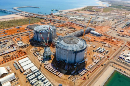Chevron Wheatstone LNG Resized